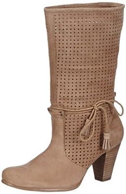 Marc Shoes Perla 2 1.405.32-29/260, Damen Stiefel, Grau (taupe 260), EU 38 2/3 (UK 5.5)