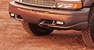Xenon 4271 99-02 Sierra, 00-06 Yukon & Yukon XL Mild Design Front Air Dam w/Fog Light openings (tow hooks need to be removed) - Urethane