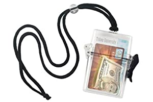 Clear Waterproof ID Case-BAU55180 (sold individually)