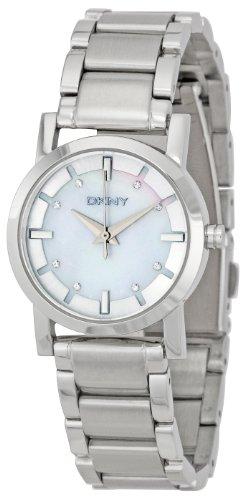 DKNY Women&#8217;s DKNY4519 Casual Stainless Steel Bracelet Watch