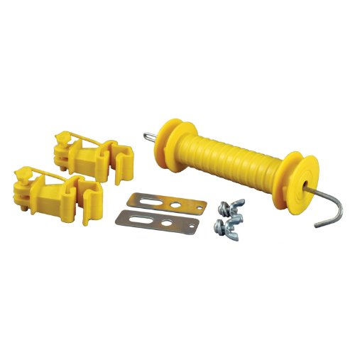 Zareba Ytpgk10 Yellow T-Post Gate Kit