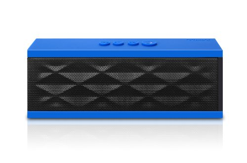 Dknight Magicbox Ultra-Portable Wireless Bluetooth Speaker,Powerful Sound With Build In Microphone, Works For Iphone, Ipad Mini, Ipad 4/3/2, Itouch, Blackberry, Nexus, Samsung And Other Smart Phones And Mp3 Players (Blue And Black)