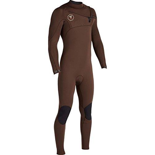 vissla-traje-surf-neopreno-integral-4-3-hombre-sevens-seas-4-3-cz-talla-one-size-color-marron-oscuro