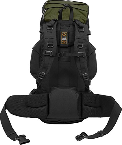 Hip belt of TETON Sports Scout 3400 Internal Frame Backpack