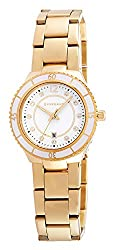 Giordano Analog White Dial Womens Watch - 2692-44