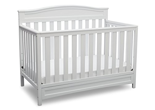 Why Should You Buy Delta Children Emery 4-in-1 Crib, White