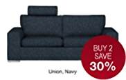 Finn (No Dock) Large Sofa