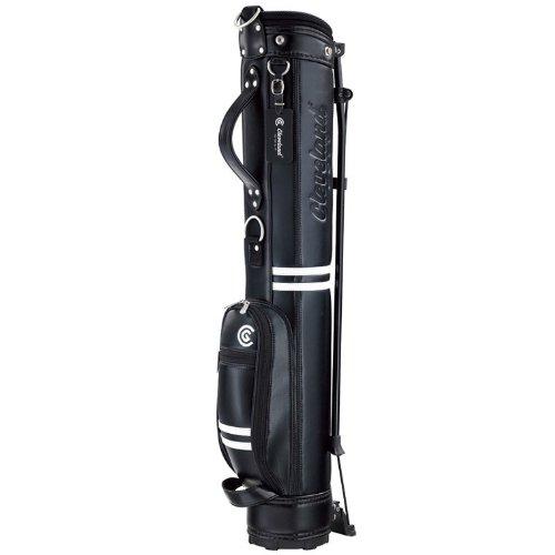 Cleveland GOLF(クリーブランドゴルフ) スタンド式キャディバッグ ブラック GGC-C010