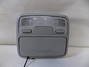 03 08 Honda Pilot Interior Light Overhead Console 2004 2005 2006 2007 2008 1485