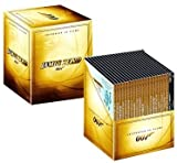 echange, troc Coffret intégrale James Bond, le cube : 22 films dont casino royale et quantum of solace