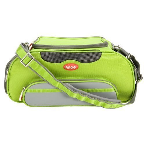 Teafco-Argo-Airline-Approved-Aero-Pet-Carrier-Small-Kiwi-Green-by-Teafco