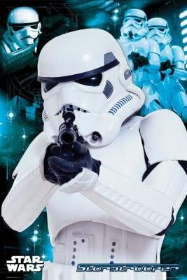 スター・ウォーズ STAR WARS/stormtrooper ポスター(100403)