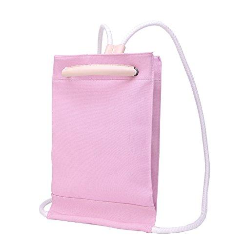 sacs à main de mode/Sac en toile lavée/Sac à dos casual couleur bonbon/Épaule package diagonal