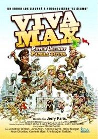 Movie: Viva Max! with Peter Ustinov, Pamela Tiffin