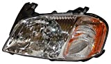 TYC 20-6432-00 Mazda Tribute Driver Side Headlight Assembly