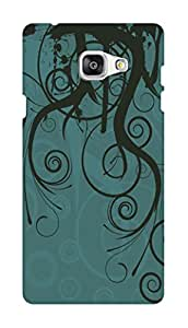 SWAG my CASE PRINTED BACK COVER FOR SAMSUNG GALAXY J7 PRIME Multicolor