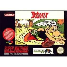 Asterix - Super Nintendo SNES