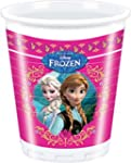 Disney Frozen Party Plastic Cups x 8