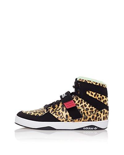 Adidas Sneaker Alta Montantes Space Diver 2.0 Wn [Leopardo/Nero]