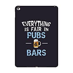 Skin4gadgets EVERYTHING IS FAIR IN PUBS & BARS Tablet Skin for APPLE IPAD MINI1
