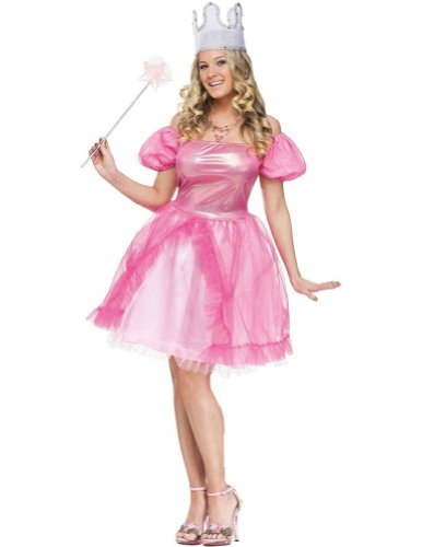 Good Witch Adult Costume 2-8 Halloween Costume