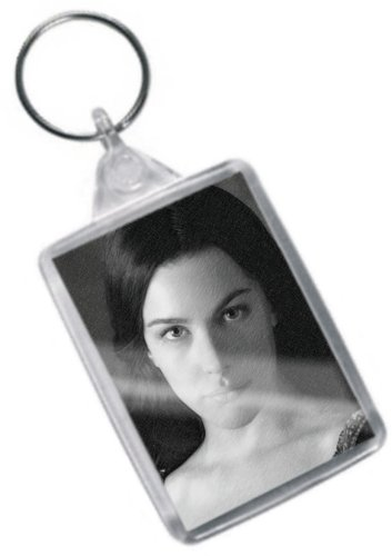 LIV TYLER - Original Art Keyring #js001
