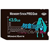  -Project DIVA-2nd Memory Stick PRO Duo