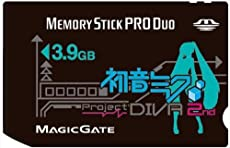 初音ミク -Project DIVA-2nd Memory Stick PRO Duo