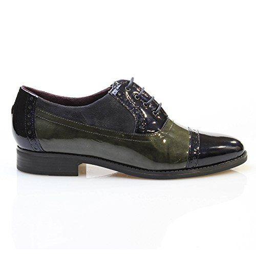 Pitillos Donna scarpe Derby blu Size: 37