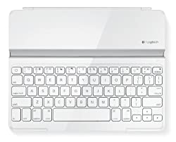 Logitech Ultrathin Keyboard Cover White for iPad 2 and iPad (3rd/4th generation) (920-004722)