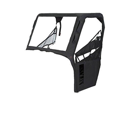 Classic-Accessories-18-020-010401-00-QuadGear-Black-UTV-Cab-Enclosure-Fits-Kawasaki-Teryx