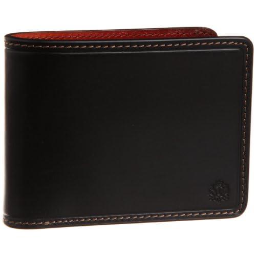 [タケオキクチ] TAKEO KIKUCHI テス 二つ折財布 174614 BLK (クロ)