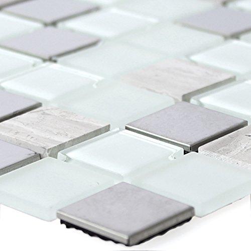 selbstklebende-metall-stein-glas-mosaik-fliesen-weiss