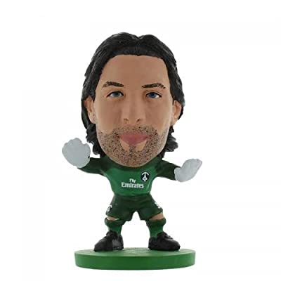 SoccerStarz Paris St Germain FC Salvatore Sirigu Home Kit [UK IMPORT]