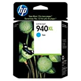 HP Officejet PRO 8000 Wireless Original Printer Ink Cartridge - Cyan- High Capacity