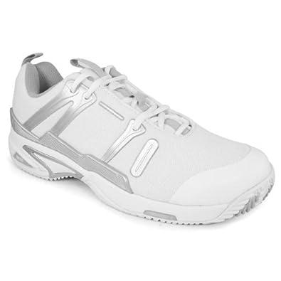 Wilson Women`s Tour Spin II Tennis Shoes 5.5 White