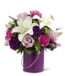 Flowers - The Color Your Day With Beauty Bouquet by FTD