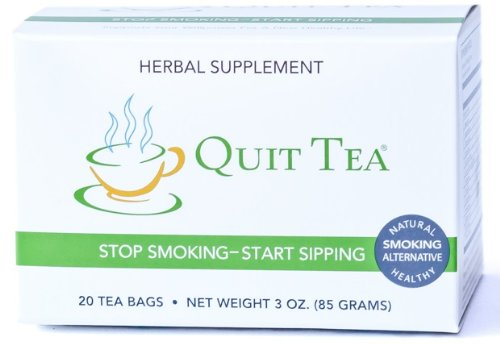 Quit Tea Natural Stop Smoking Aid