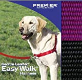 PREMIER Easy Walk Dog Harness Size:Med/Large Color:Purple