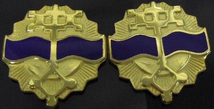541st MAINTENANCE BATALLION Distinctive Unit Insignia - Pair
