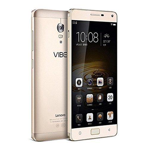 Lenovo VIBE P1 5000mAh 3+16GB 4G LTE Dual Sim Android 5.1 Octa Core 5.5 inch FHD 5+13MP Oro