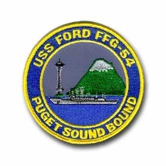 Navy USS Ford FFG-54 Puget Sound Bound 4