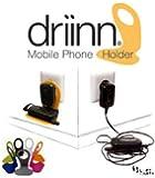 Kikkerland Driinn Mobile Phone Holder, Red