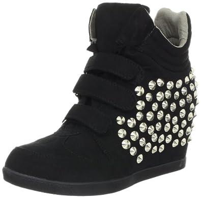 b1c23a84a0f 新品)朋克风女休闲鞋Rebels Women s Yin Fashion Sneaker  80.00