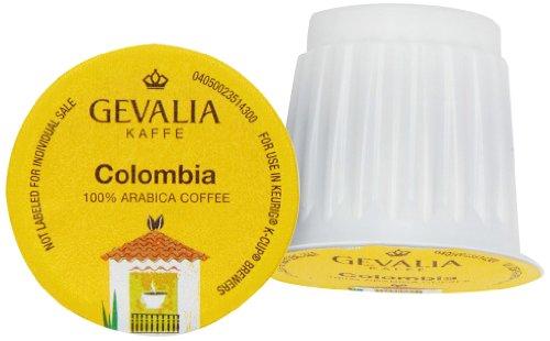 Gevalia Columbia Coffee Pods, 12 Count, 4.12 Oz.