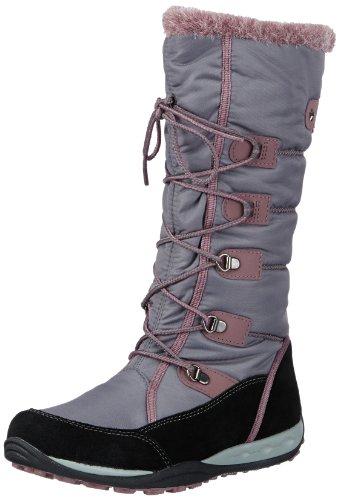 Superfit Cara Boot, Stivali da neve bambina, Grau (Stone Kombi 06), 32