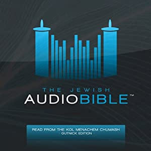 The Jewish Audio Bible | [Chaim Miller (translator)]