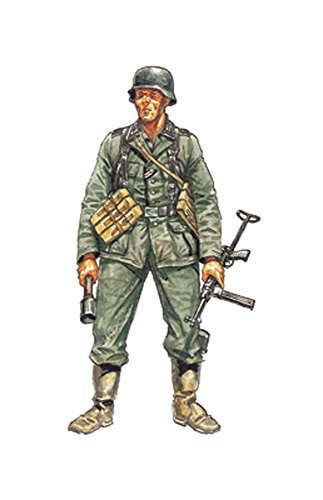 Italeri German Infantry WWII Model Kit
