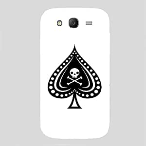 Back cover for Samsung Galaxy Grand 2 Skull Ace