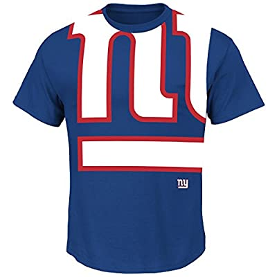 New York Giants Blind Pass Blue T-Shirt